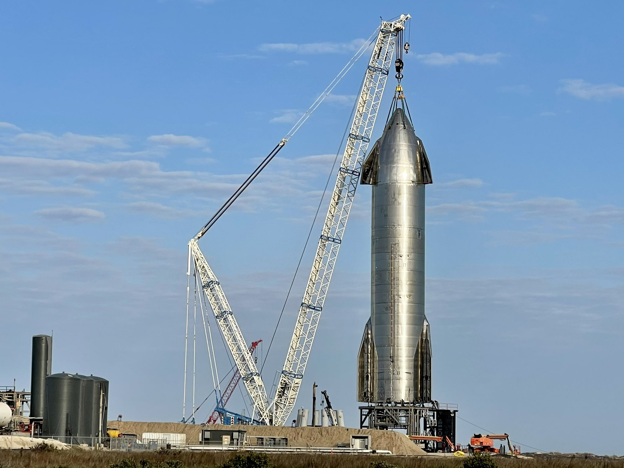 Starship SN11 prepares for rollout as SpaceX plans for the future - NASASpaceFlight.com - NASASpaceflight.com