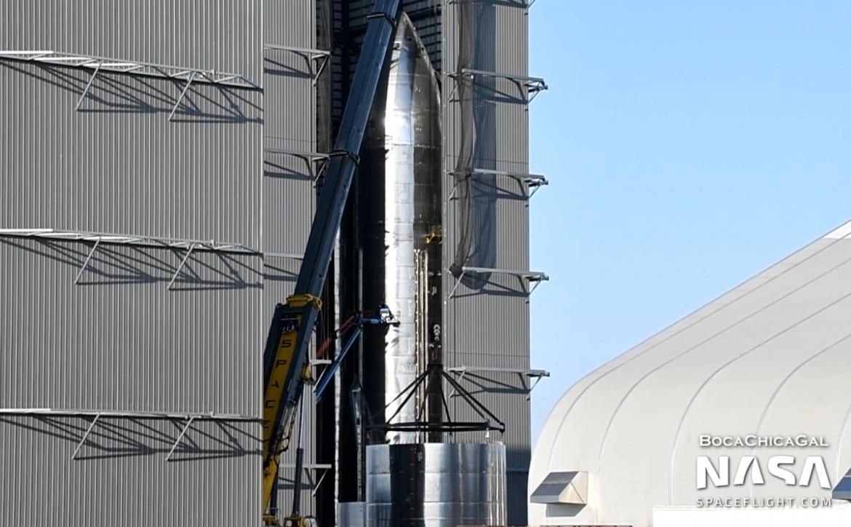 SpaceX's SN11 Starship