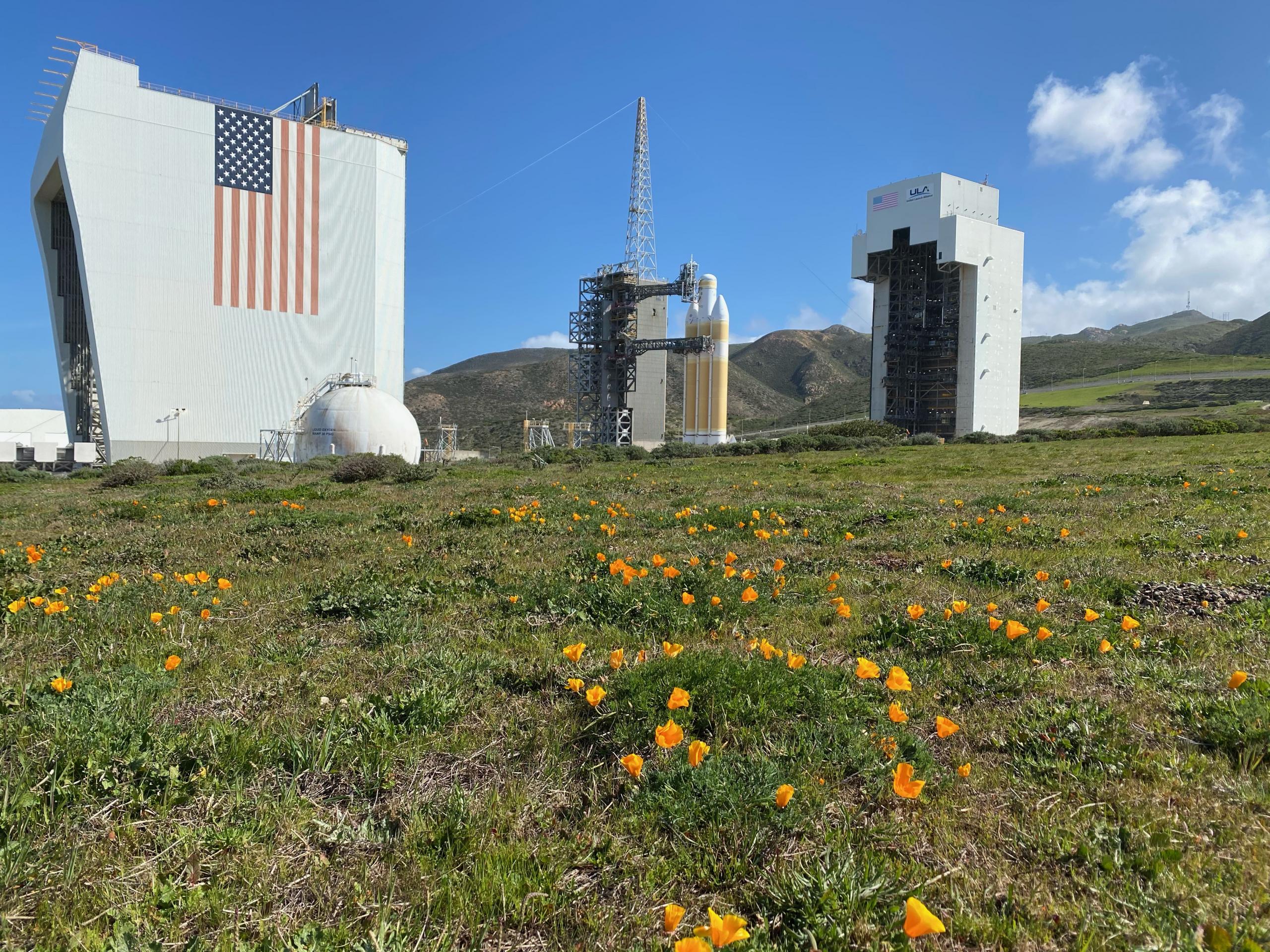 ULA completes Delta IV Heavy pad upgrades ahead of NROL-82 mission