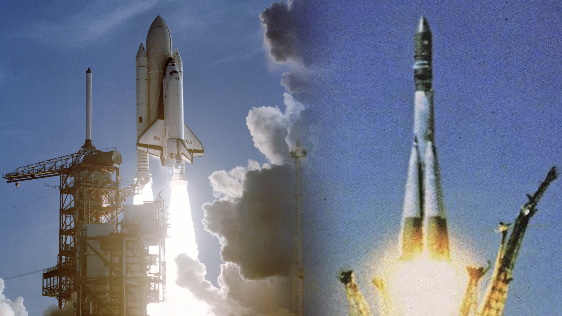Roscosmos, NASA celebrate historic launch anniversaries while looking to the future