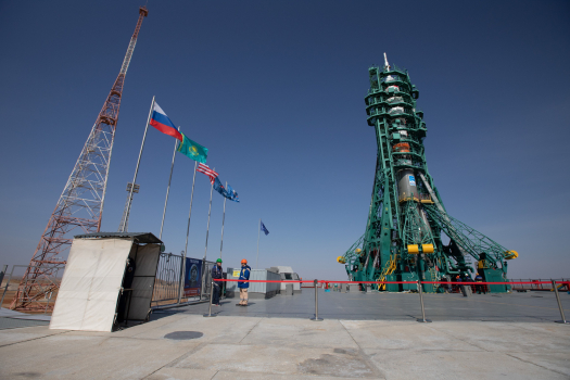 Soyuz MS-18 launch marks 60 years of human spaceflight