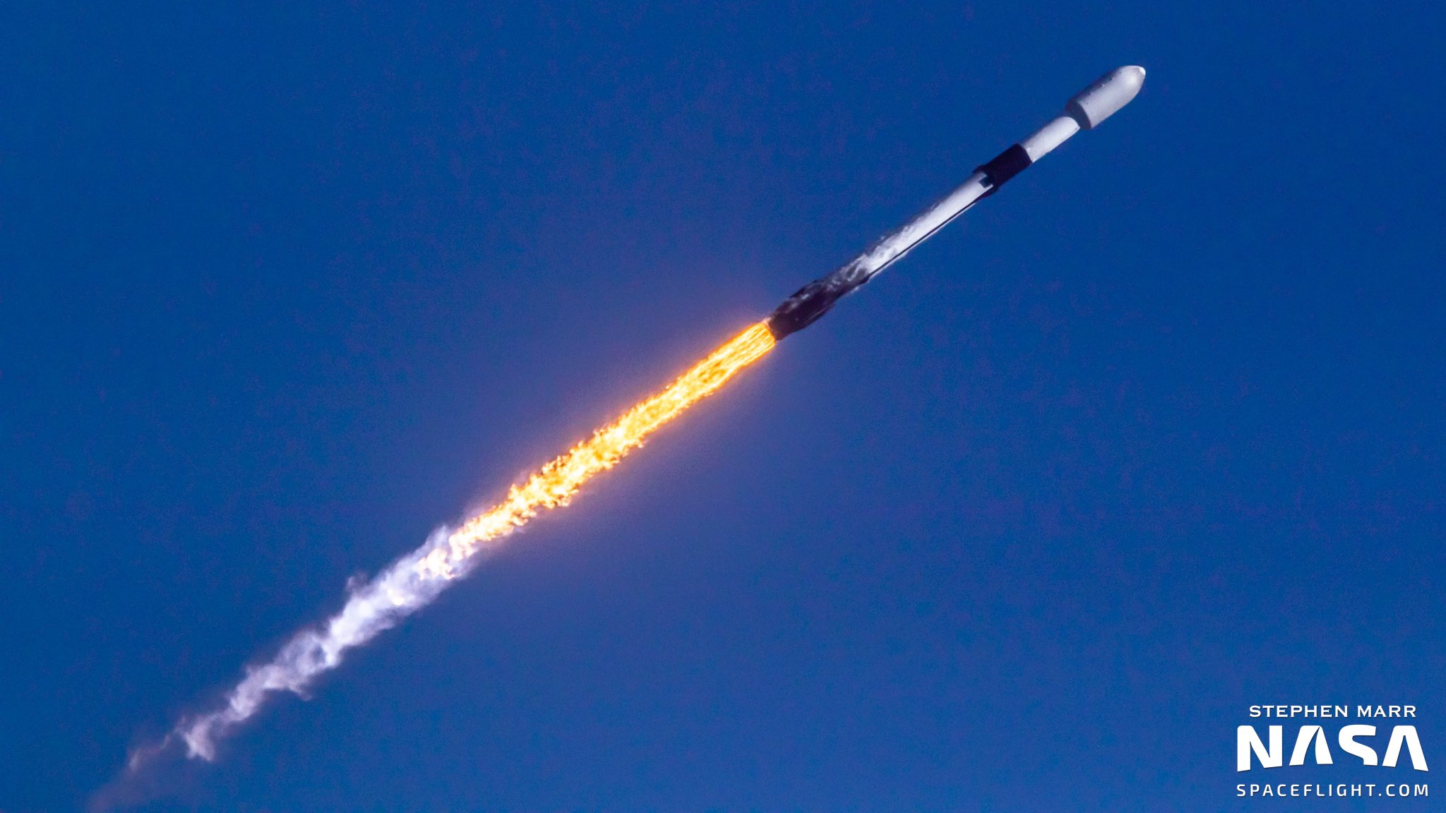 SpaceX to launch Starlink rideshare mission as constellation deployment milestone nears