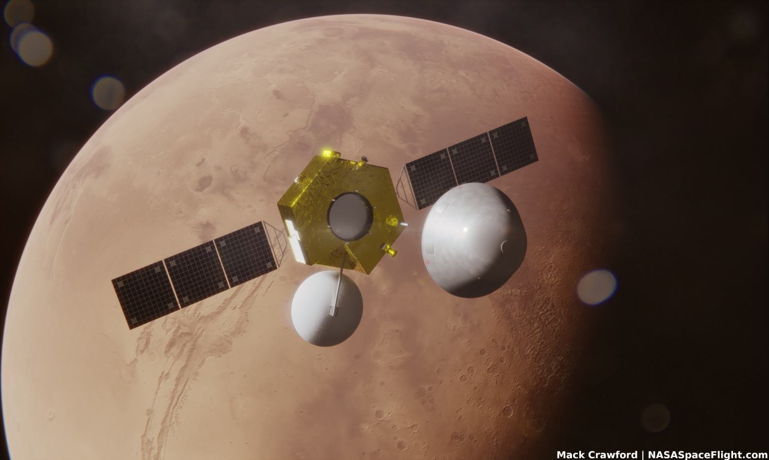 China succeeds on country's first Mars landing attempt with Tianwen-1