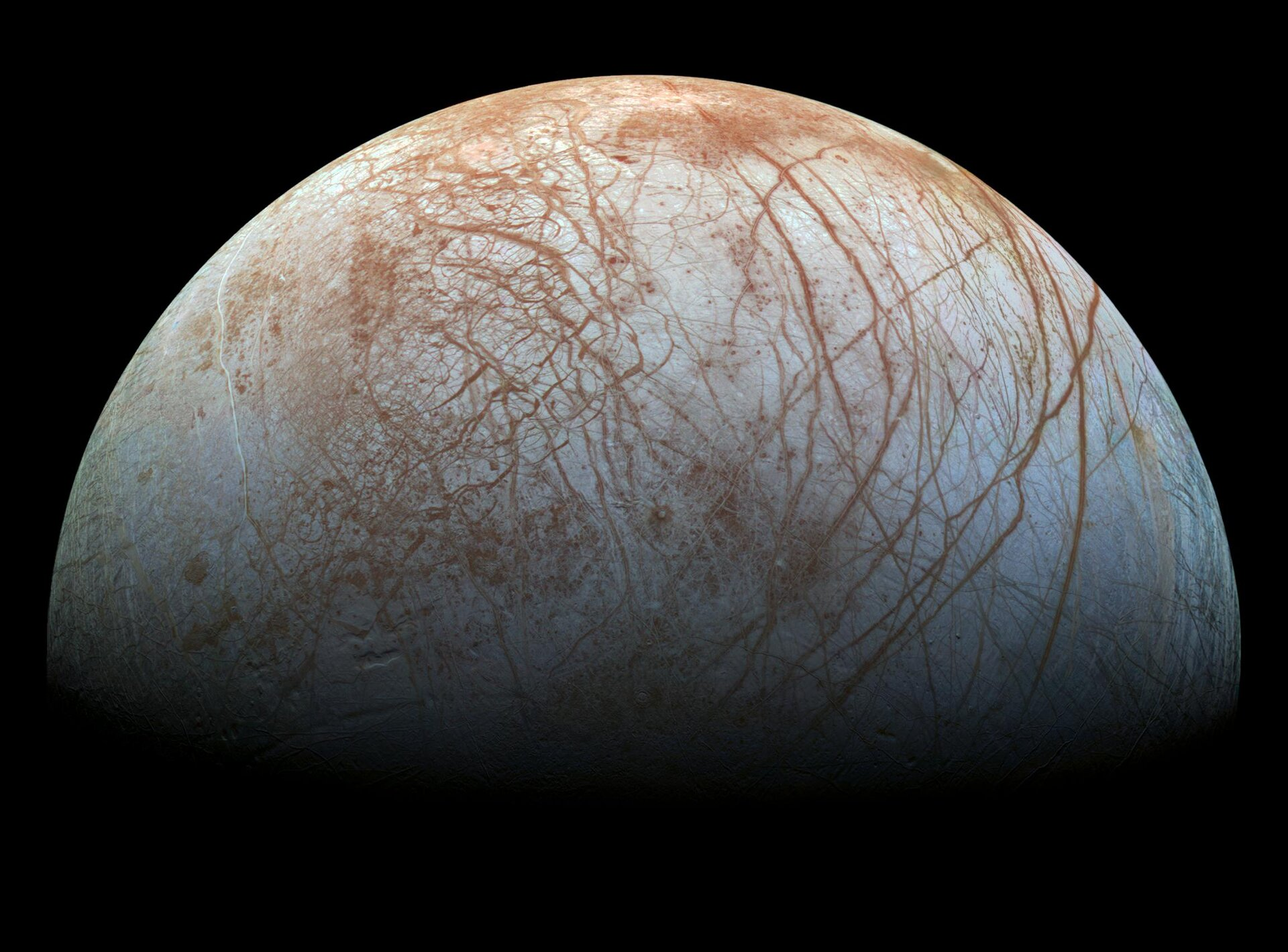 Europa volcanism & interior heating modeled in detail, offers research targets for upcoming missions - NASASpaceFlight.com - NASASpaceflight.com