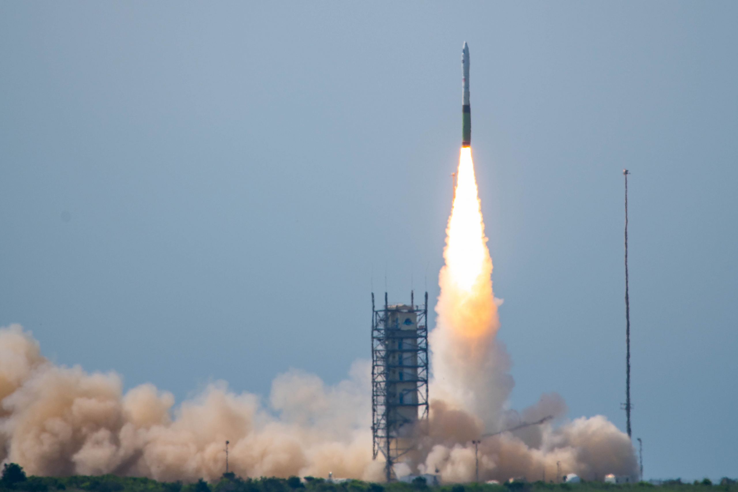 Northrop Grumman launches second classified US government mission in two days with NROL-111