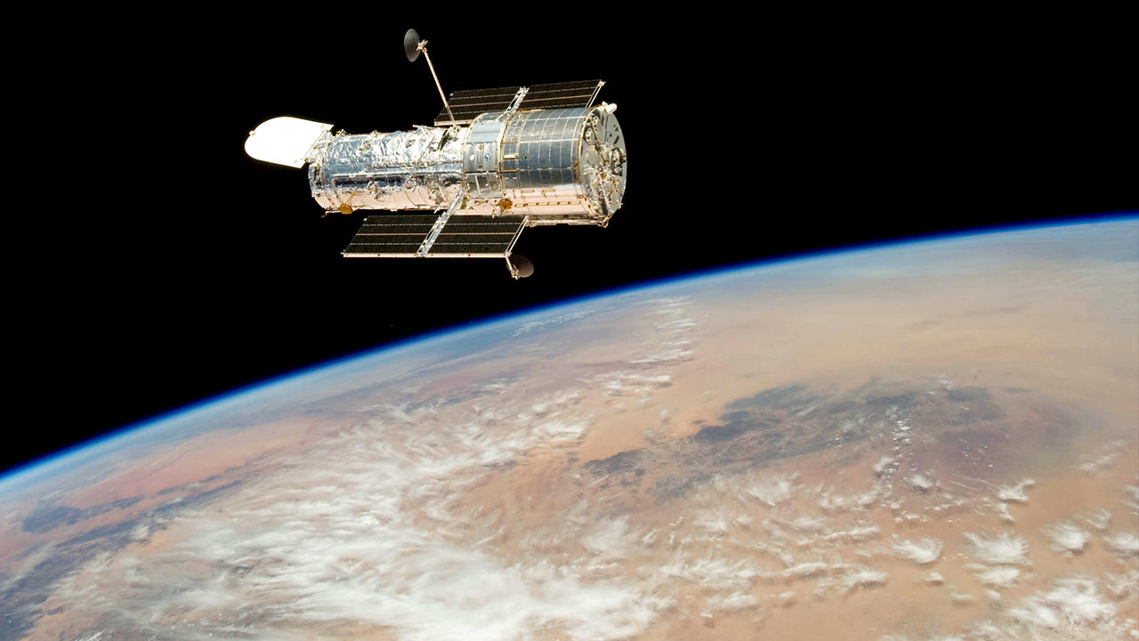 As teams work to bring Hubble back online, new science highlights missing dark matter in galaxy
