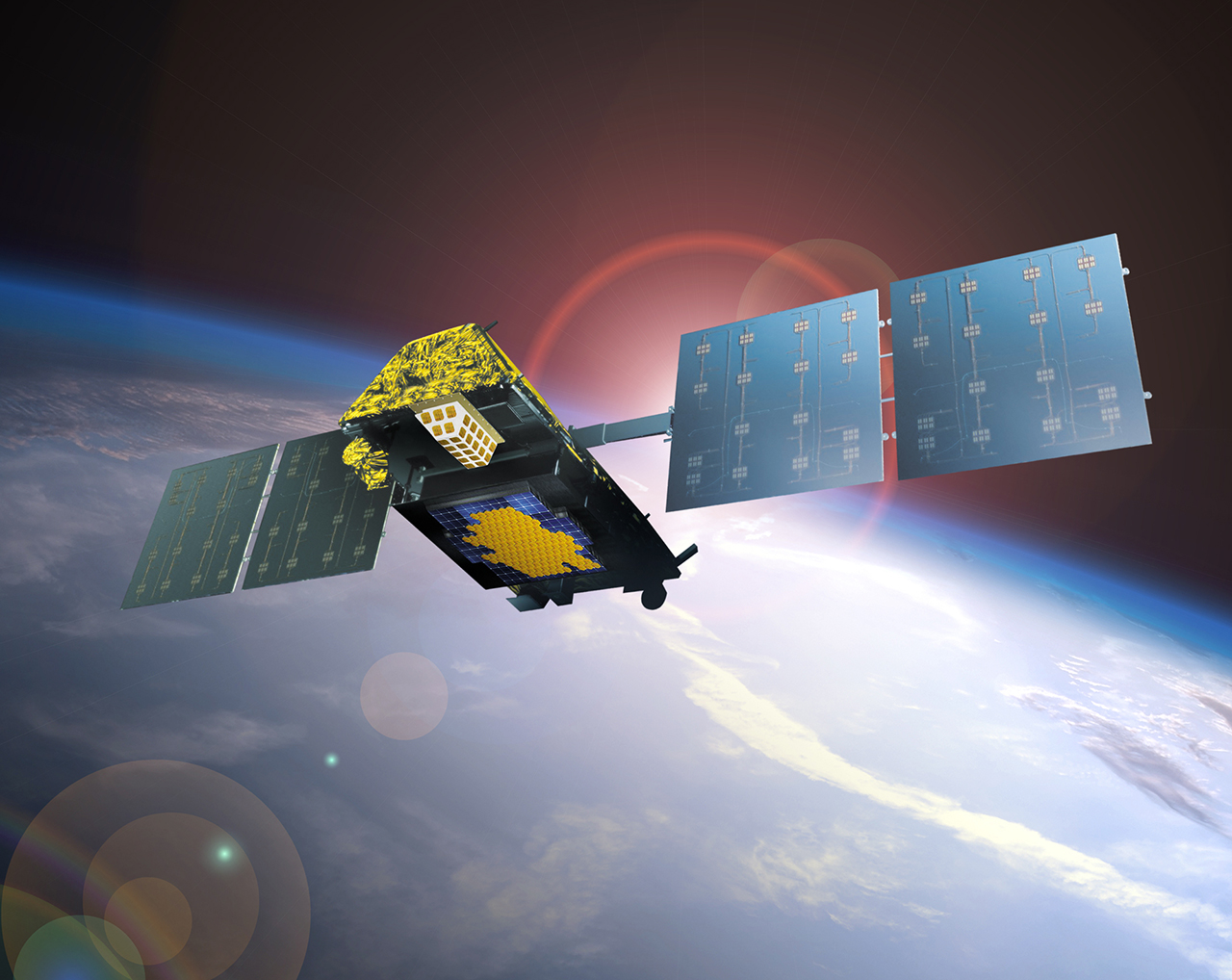 Iridium wins contract to develop hosted payload for Low Earth Orbit