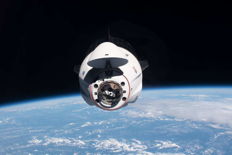 Dragon Endeavour performs port relocation to clear way for Starliner