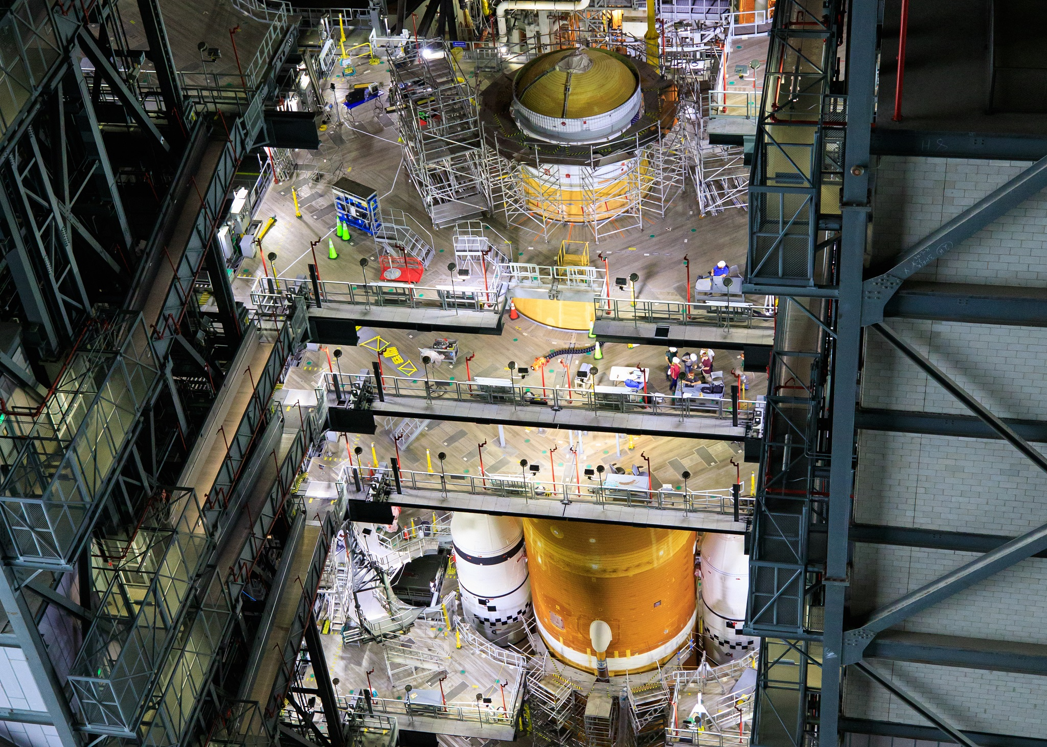 SLS engineering tests to accompany pre-launch checkouts for Artemis 1