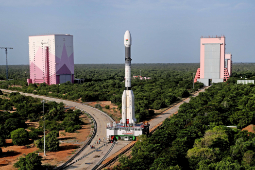 India's GSLV ready for long-delayed EOS-03 launch