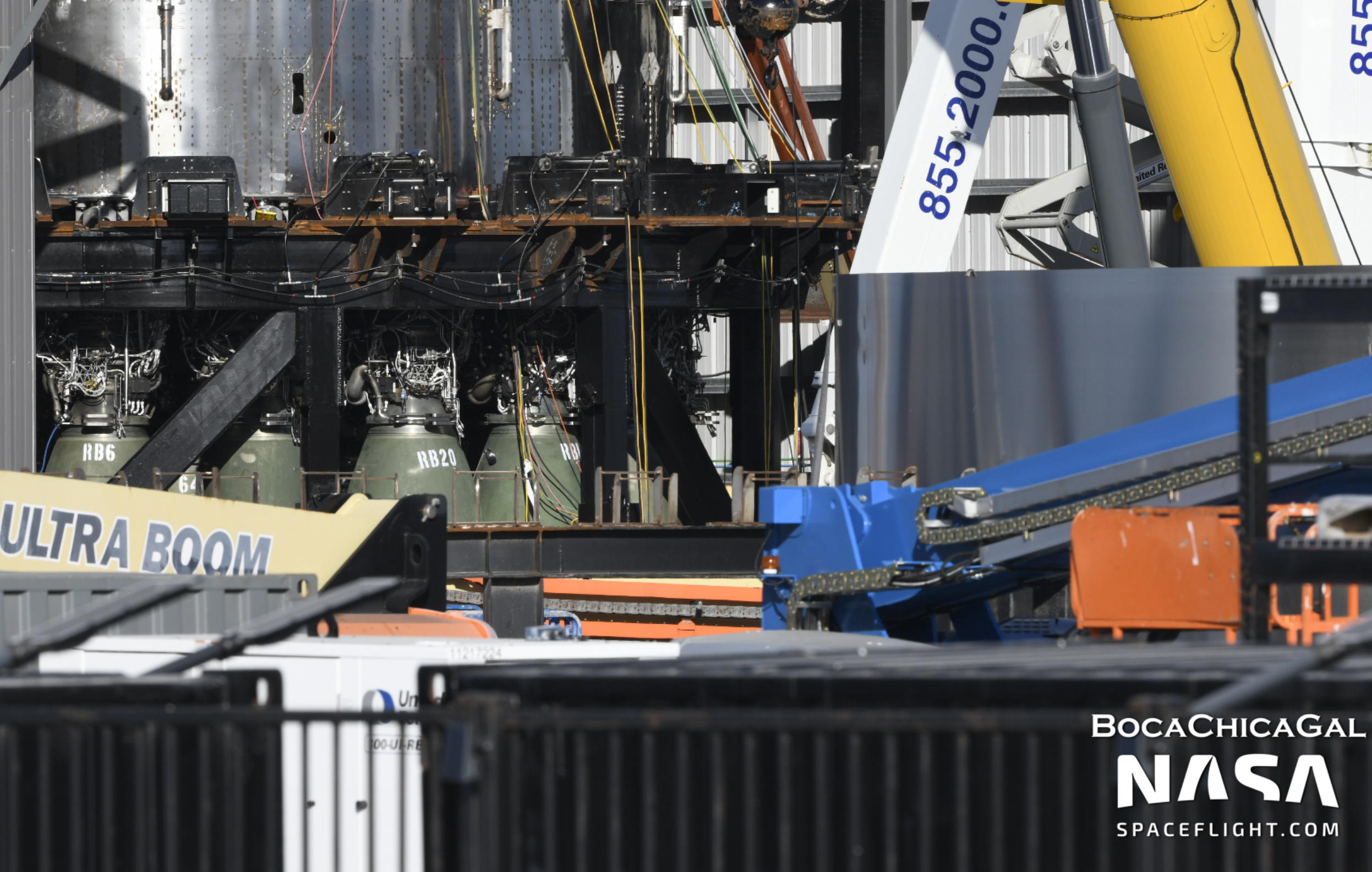 Starbase Surge sees SpaceX speed ahead with Booster 4 and Ship 20