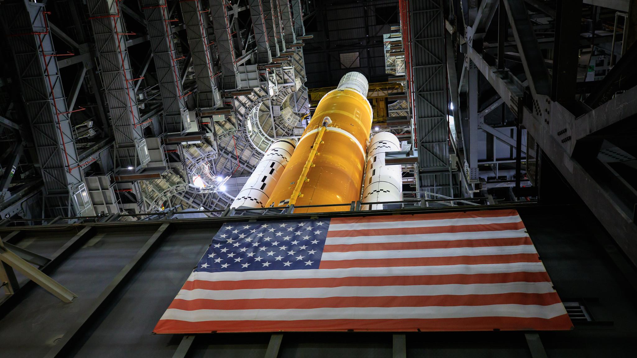 NASA completes umbilical test for SLS Artemis 1 mission - NASASpaceFlight.com - NASASpaceflight.com