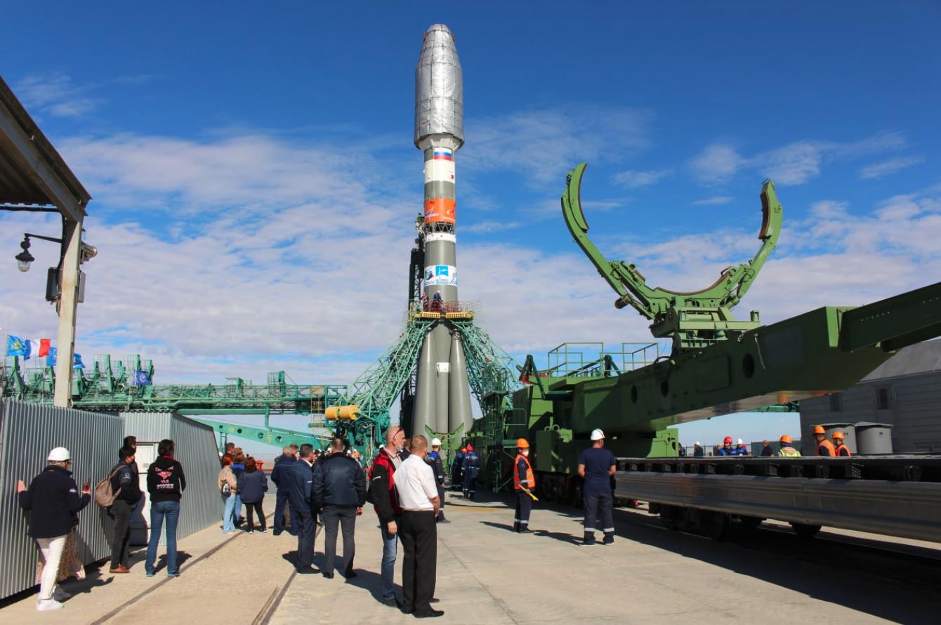 Soyuz mission to launch 34 OneWeb satellites into orbit