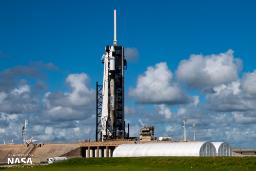 SpaceX preparing to launch Inspiration4, first all-private orbital mission