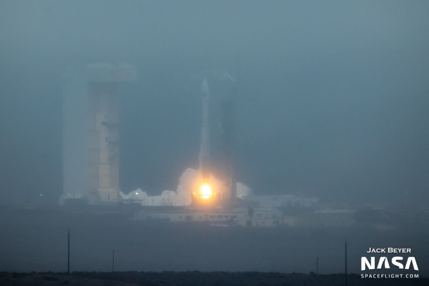 NASA's Landsat 9 successfully launched aboard Atlas V from Vandenberg