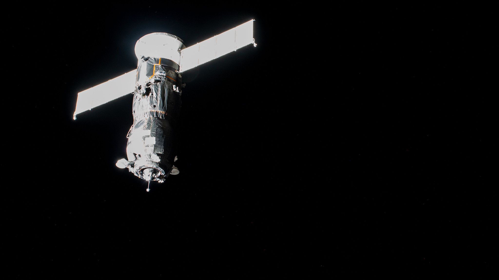Progress MS-17 making over 24 hour long relocation at space station