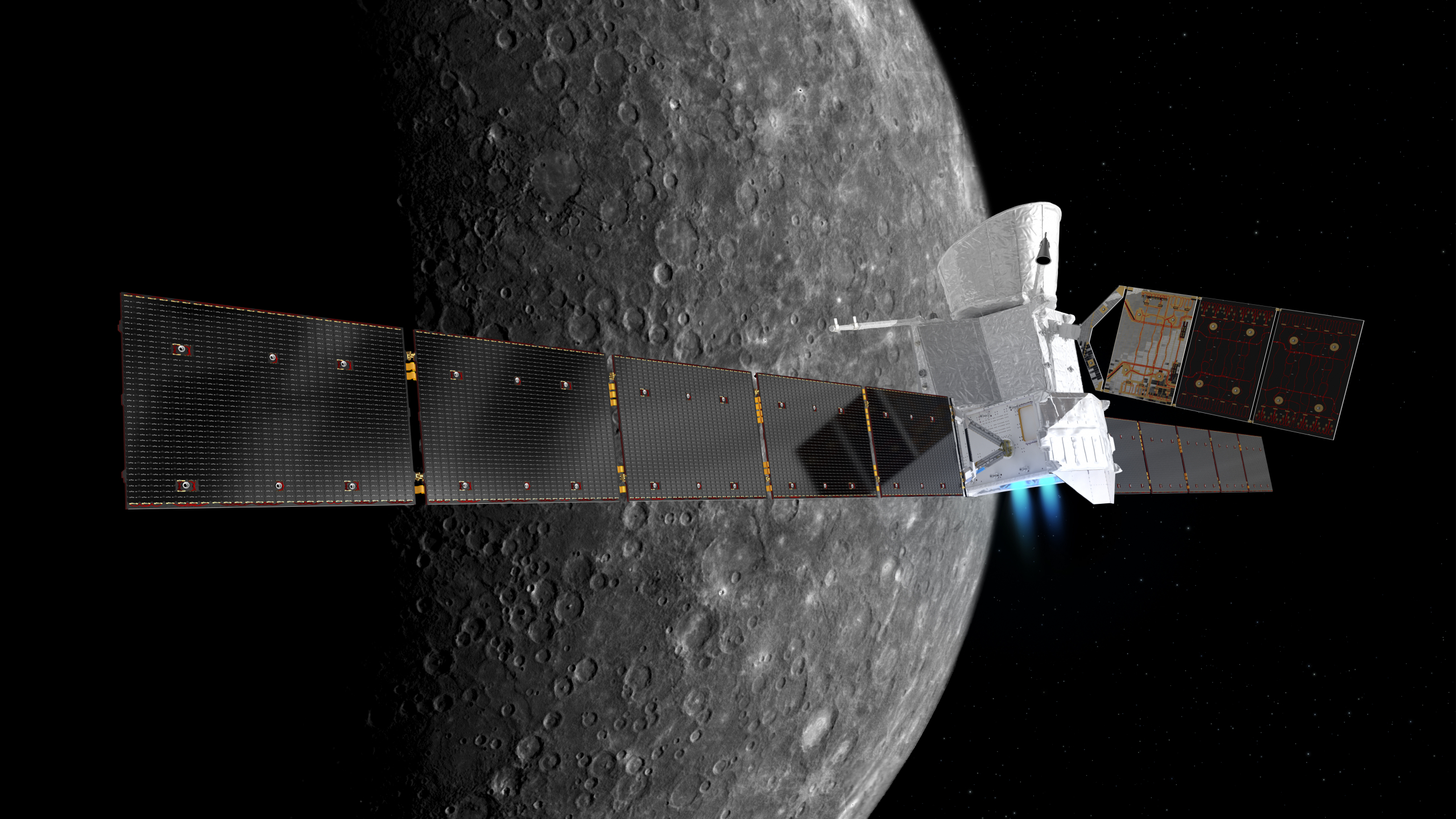 BepiColombo completes first Mercury flyby, science provides insight into planet's unique environment - NASASpaceFlight.com - NASASpaceflight.com