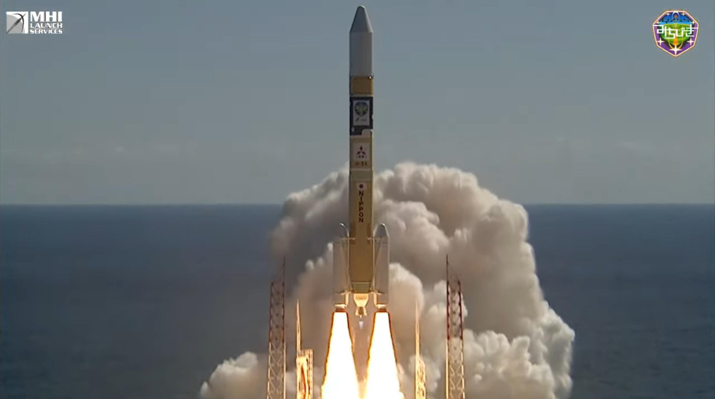 Japan prepared to launch H-IIA with QZS-1R satellite - NASASpaceFlight.com - NASASpaceflight.com